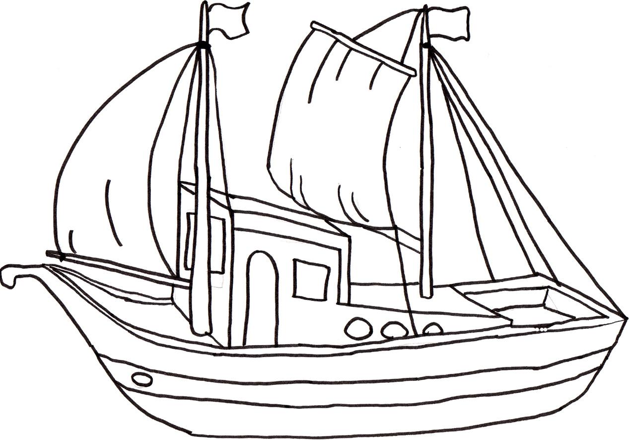 Malvorlagen Schiffe Boote Ausmalbilder Segelschiff 12 8